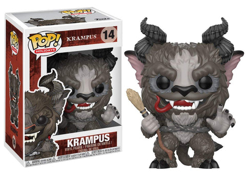 Krampus Funko POP Figure