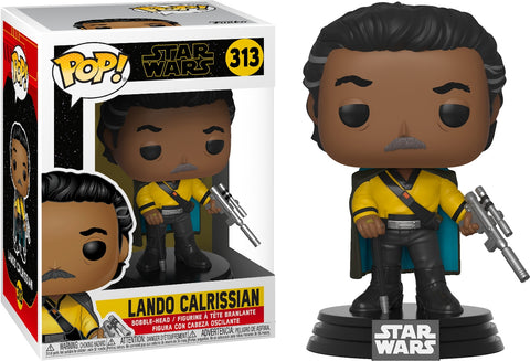 Lando Calrissian 313 POP Figure