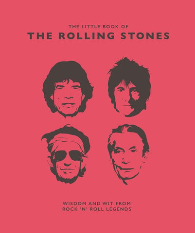 Little Book Of Rolling Stones