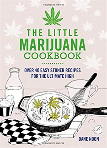 Little Marijuana Cookbook