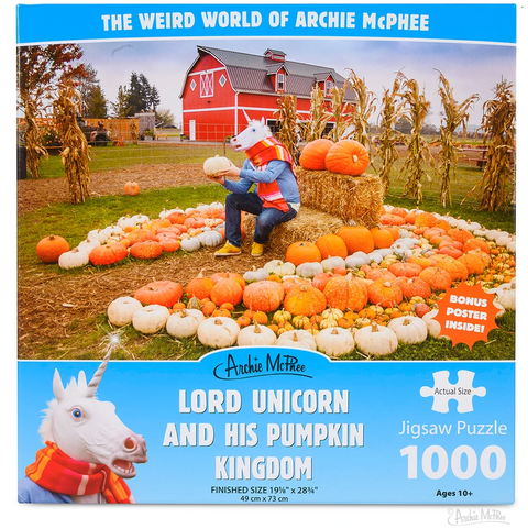 Lord Unicorn Puzzle
