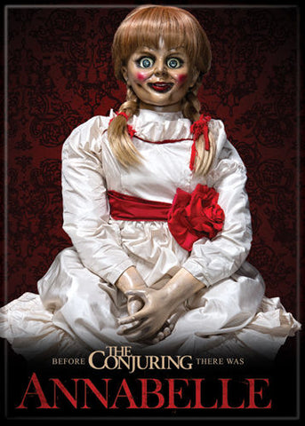 Annabelle Alternative Poster Magnet