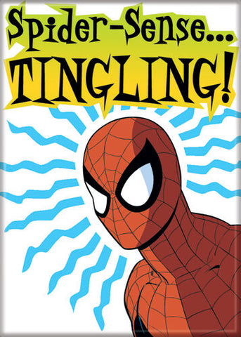 Spider Sense Tingle Magnet