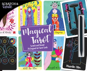 Magical Tarot Book
