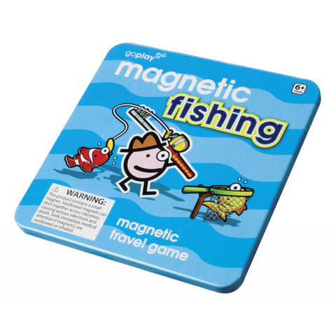 Magnetic Fishing Travel  Game