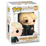 Draco Malfoy With Spider POP Figure Harry Potter