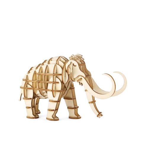 Mammoth 3D Wooden Puzzle
