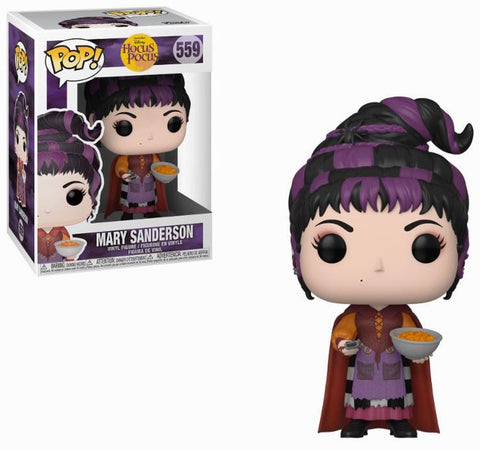 Mary W/ Cheese Puffs POP Figure