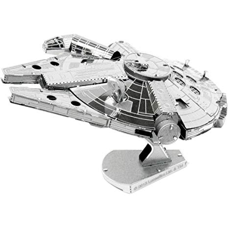 Millennium Falcon Metal Figure