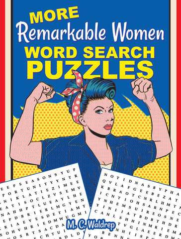 More Remarkable Women Word Search Puzzles