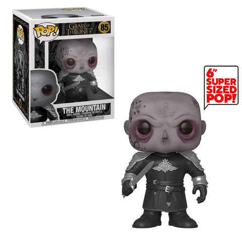 "Mountain Unmasked 6"" POP Figure"
