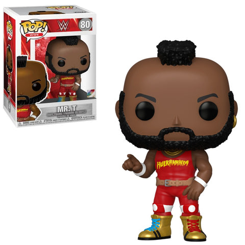 Mr. T POP Figure WWE
