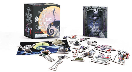 Nightmare Before Christmas Magnets Kit