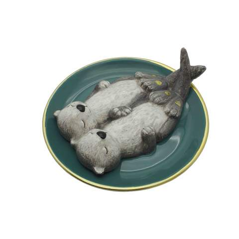 Otterly Love Trinket Dish