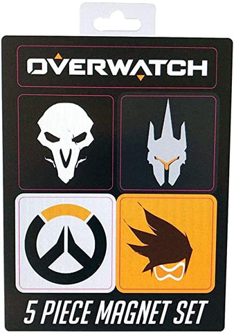 Overwatch Magnet Set