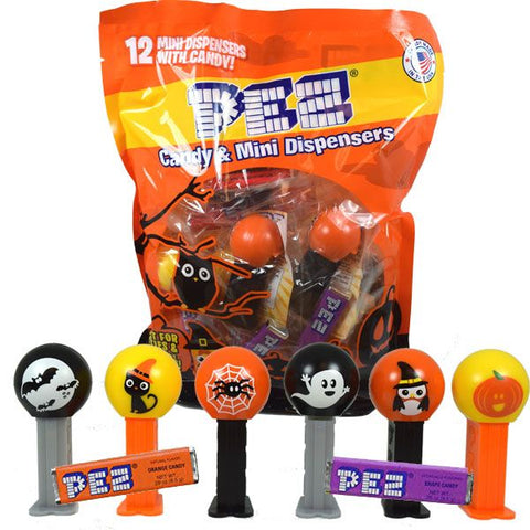 Pez Halloween Party Bag