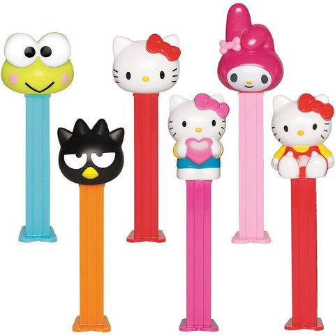 Pez Hello Kitty Blister (Choose One)