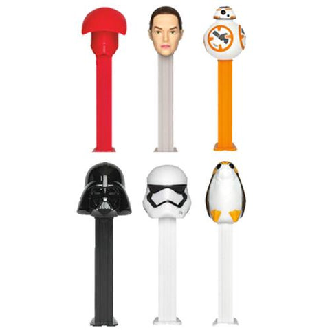 Pez Star Wars Blister (Choose One)