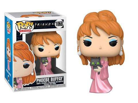Phoebe Music Video POP Figure Friends