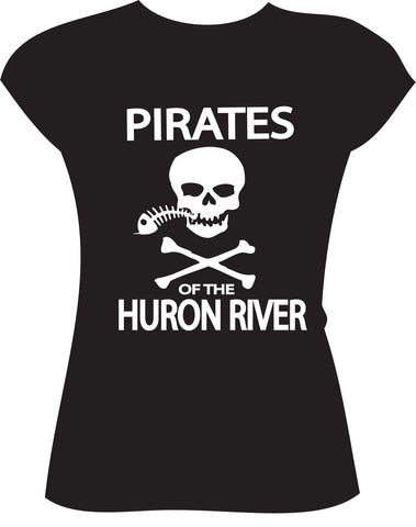 Pirates Of The Huron River Women's T-Shirt