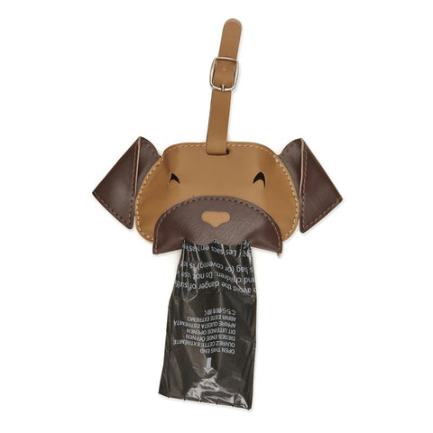 Poo Bag Carrier Dispenser
