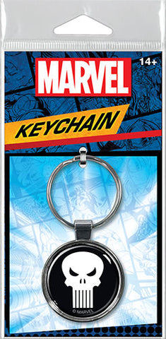 Punisher Keychain Marvel