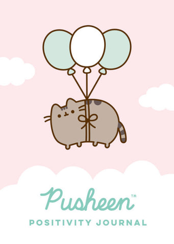 Pusheen Positivity Journal