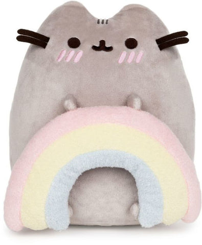 Pusheen Rainbow Plush