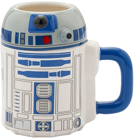R2-D2 Sculpted Mug Star Wars