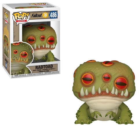 Radtoad POP Figure