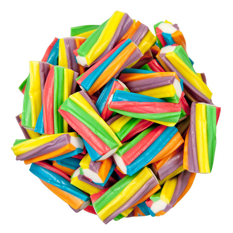 Rainbow Twisters Licorice 8 oz