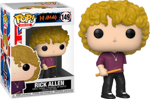 Rick Allen POP Figure
