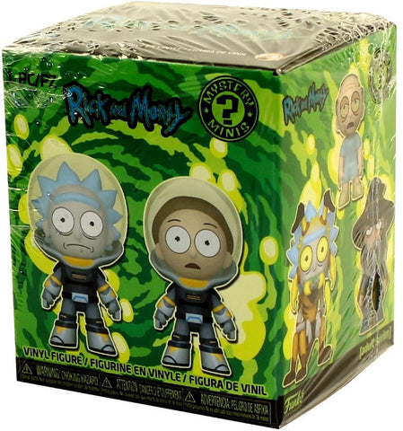 Rick & Morty Mystery Mini Series 3