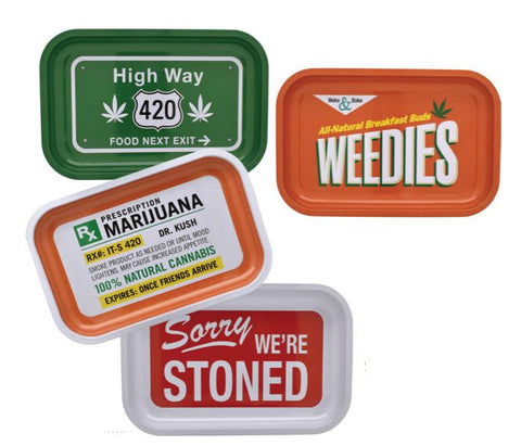Rolling With My Buds Tray (Choose One)