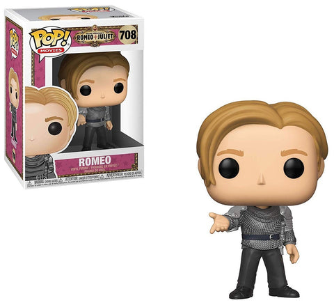 Romeo POP Figure