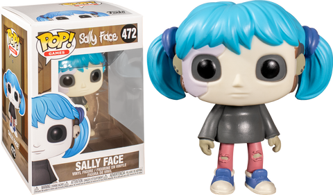 Sally Face POP Figure