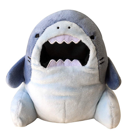 Jaggy Shark Plush Samezu
