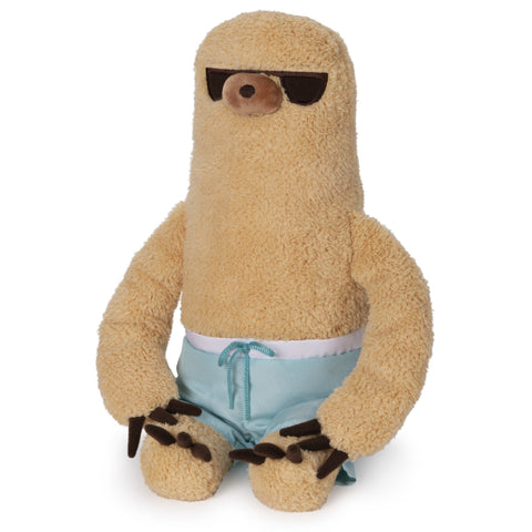 Sloth Bathing Suit Plush