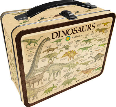 Smithsonian Dinosaurs Lunch Box