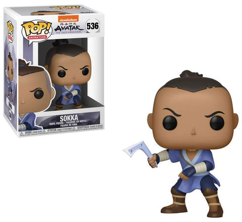 Sokka POP Figure