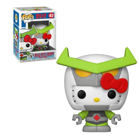 Space Hello Kitty POP Figure