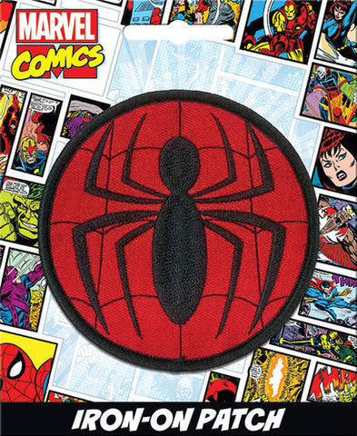 Spider-Man Iron-On Patch