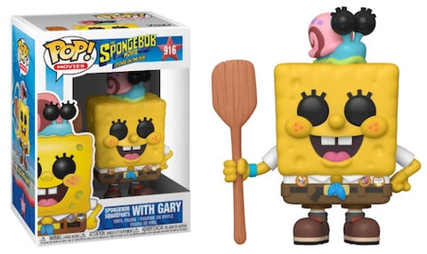 SpongeBob POP Figure