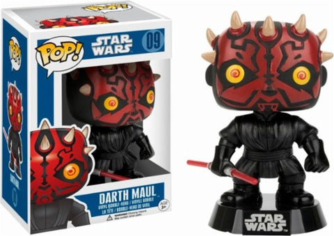 Darth Maul POP Figure Star Wars