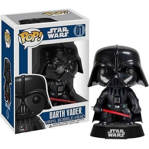 Star Wars Darth Vader Funko POP Figure
