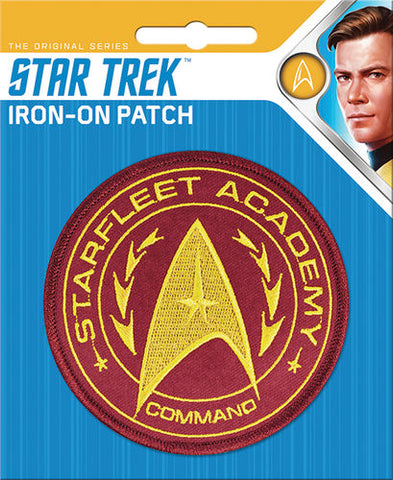 Starfleet Academy Iron-On Patch