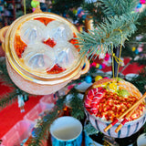 Steamed Bun Poke Bowl Ornament (Choose One)