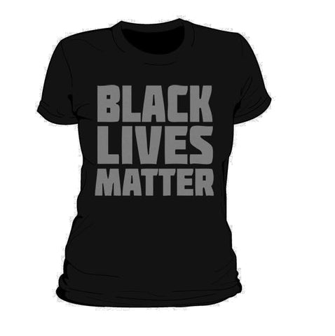 Black Lives Matter Women's T-shirt