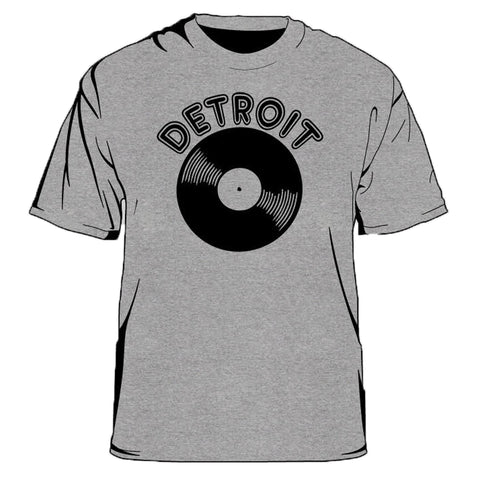 Detroit Vinyl Men's T-shirt