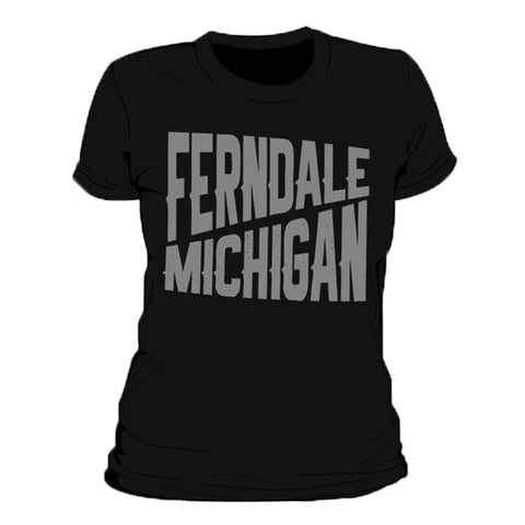 Ferndale Michigan WOMEN'S T-SHIRT